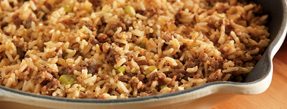 Minute® - Cajun Dirty Rice - We can help.®