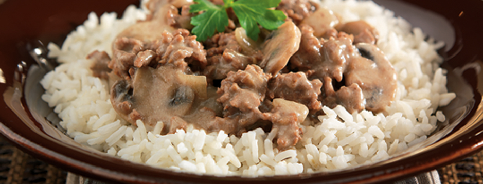 Minute Classic Beef Stroganoff We Can Help