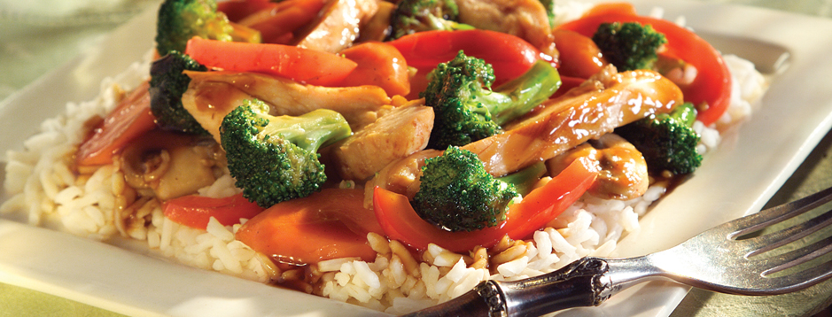 Minute® - Easy Chicken Stir Fry - We can help.®