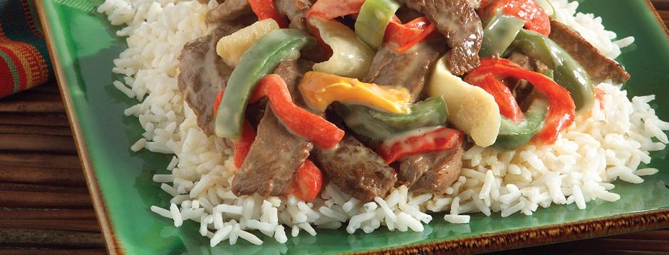 Minute® - Jalapeño Pepper Steak - We can help.®