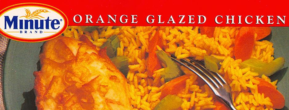 Minute® - Orange Glazed Chicken - We can help.®