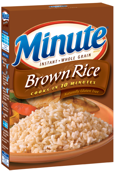 Minute® Whol Grain Brown Rice
