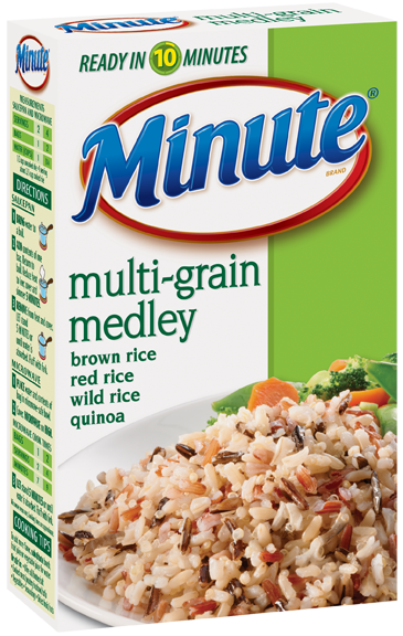 Minute® Multi-Grain Medley