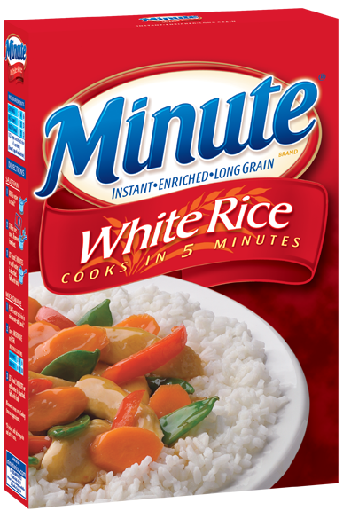 Minute® White Rice