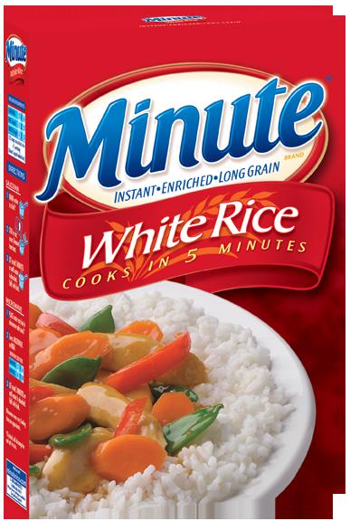 Minute® White Rice