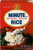 Minute® White Rice - 1967