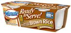 Minute® Ready to Serve Whole Grain Brown Rice