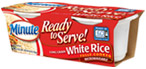 Minute Ready to Serve White Rice
