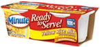 Minute® Ready to Serve Yellow Rice Mix