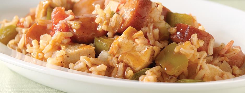 Minute® - Quick Chicken Jambalaya - We can help.®