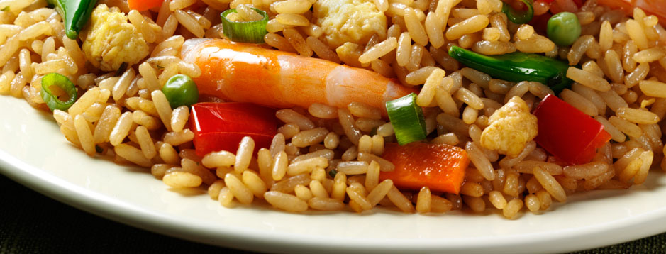 Minute shrimp fried rice we can help 4 ingredient meal easy to make take out but at home start with our minute ready to serve fried rice mix and add shrimp asian style veggies and your ccuart Choice Image