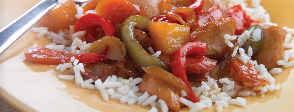 Minute® - Slow Cooker Sweet and Sour Chicken - We can help.®