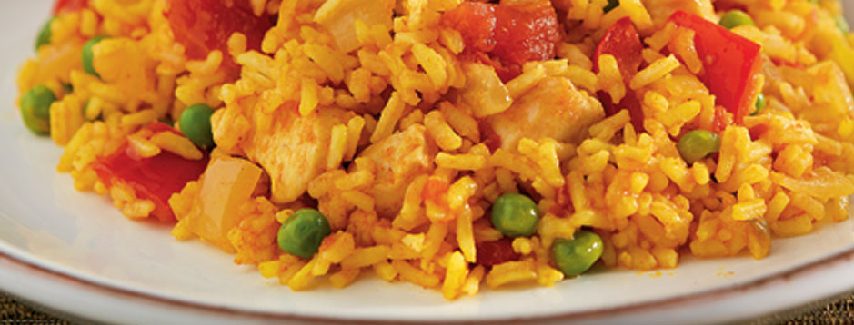 Minute® - Spanish Chicken and Rice - We can help.®