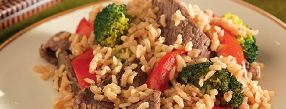 Minute teriyaki steak skillet we can help makes 4 servings ccuart Choice Image