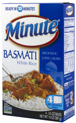 Minute® Basmati Rice