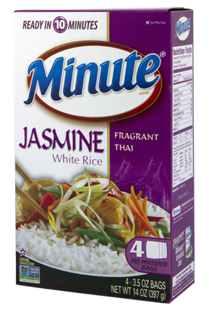 Minute® Thai Jasmine Rice