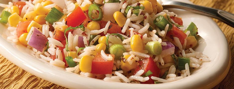 Summer rice salad recipes