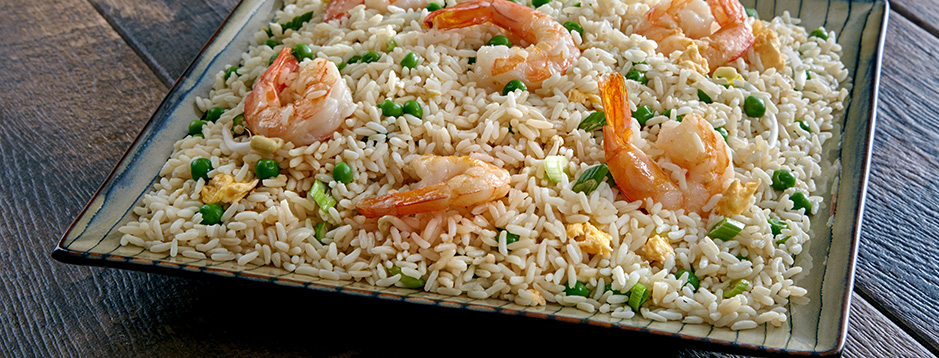 Minute easy sesame shrimp fried rice we can help easy sesame shrimp fried rice ccuart Choice Image