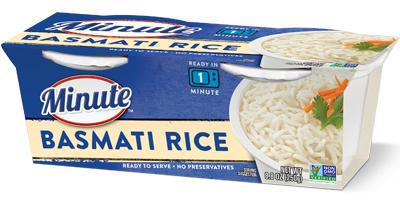 basmati ready to serve rice